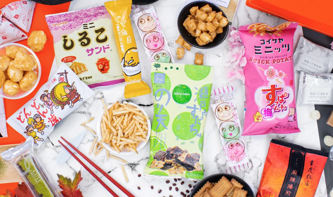 21 Mind Blowing Japanese Snacks And Candy Foodzie