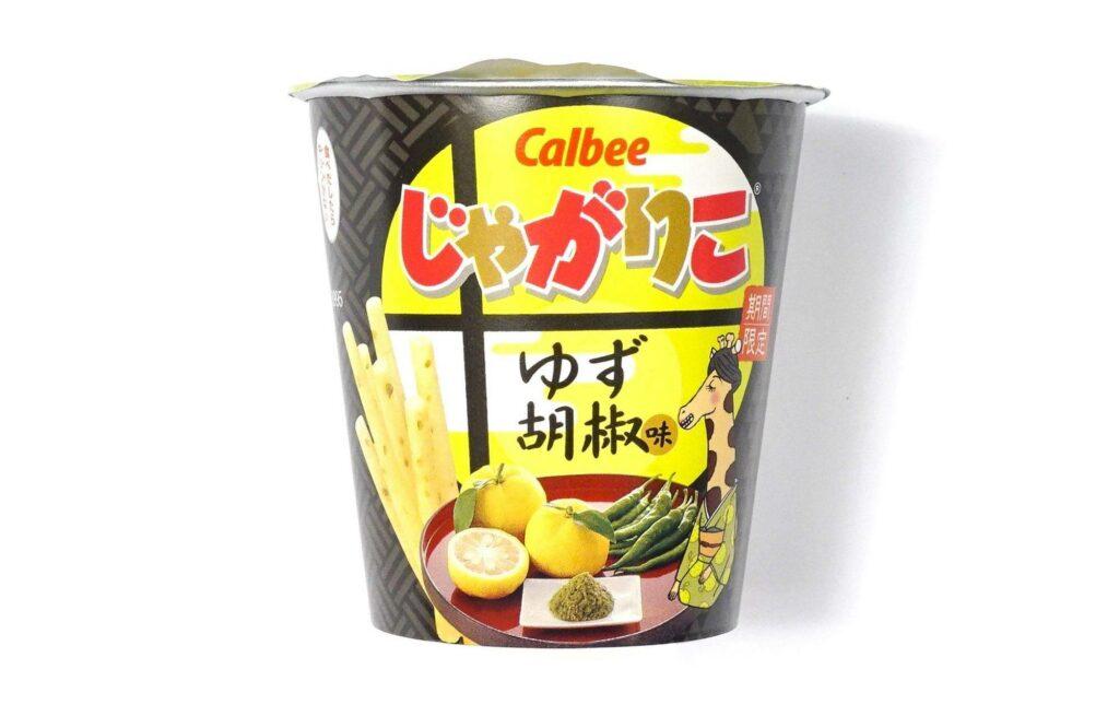 jagariko japanese snacks