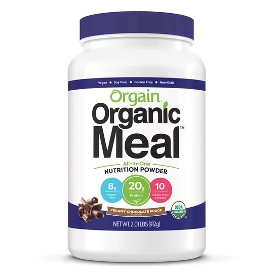 vegan protein canister 5