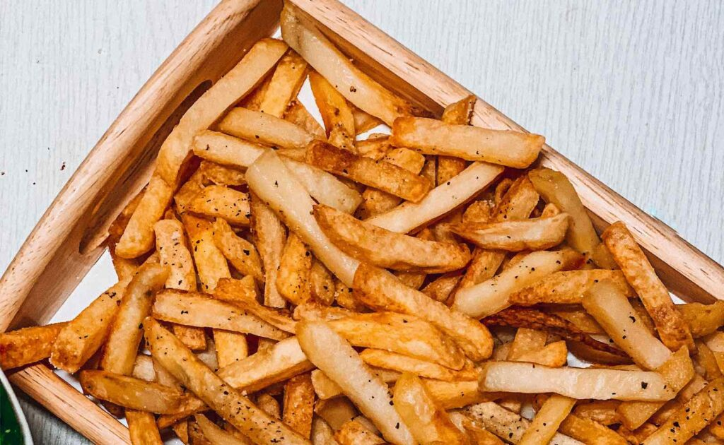 fries avoid during diverticulitis