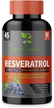 Benefits Of Resveratrol Is It The Secret To Longevity Foodzie