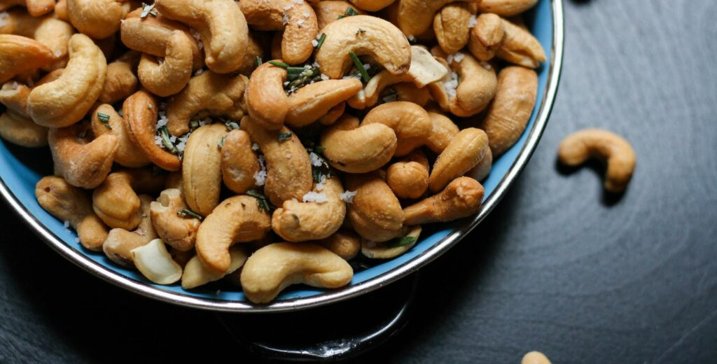 nuts are good for gout
